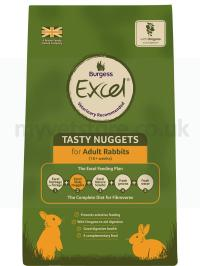 Burgess Excel Adult Rabbit with Oregano