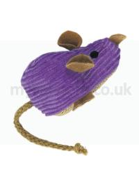 Kong Corduroy Mouse for Cats